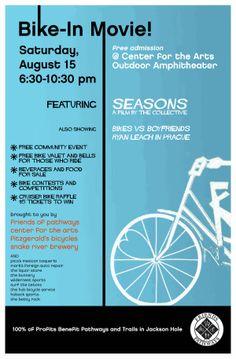 bike event poster - Google Search