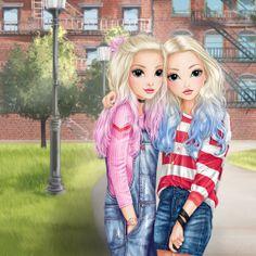 ¿Cuál tipo de la escuela eres tu? Disney Divas, Outfit Zusammenstellen, Models, My Drawings, June, Beauty, Bestfriends, Girlfriends, School