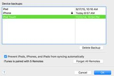 Finding Your iPad Backup Files If you opt to skip the cloud when it comes to backing up your iOS devices you can store and manage the files through iTunes on your computer. Technology iOS (Operating System) Windows (Operating System)