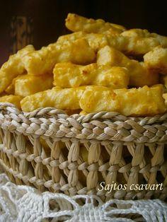 SAJTOS CSAVART Snack Recipes, Snacks, Chips, Food, Snack Mix Recipes, Appetizer Recipes, Appetizers, Potato Chip, Eten