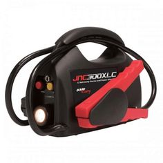 New! Clore Automotive JNC300XLC CEC Compliant 900 Peak Amp Jump Starter with Light Overview Clore Automotive JNC300XLC CEC Compliant 900 Peak Amp Jump Starter with Light More Information Features. Full size clamps to penetrate battery corrosion. LED battery status indicator. High intensity work light. GripLock clamp storage. DC outlet to power 12 Volt accessories. Includes wall charger.   #Automotive #JumpStarter