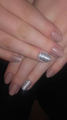 Semilac 135 Frappe + 144 Diamond ring