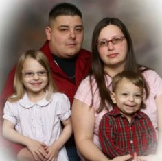 Me and my valentines! My youngest was in my belly for this pic. @Val @ Val-A-Homes (by Val Aranda)