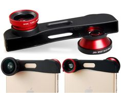 One of the lens for iphone