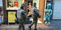 Les militaires sont déployés à 73% en Belgique et pour un quart à l'étranger - lalibre.be
