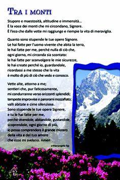 Pregando in montagna - PAOLINE.it