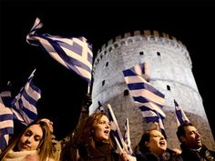 """End """"Extend and Pretend"""" With Greece by Lucrezia Reichlin , Elias Papaioannou and Richard Portes - Project Syndicate Greece, The Past, Puertas, Projects, Greece Country"""