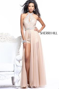 Sherri Hill Prom Gowns and Dresses for 2016 Sherri Hill 2975 Sherri Hill