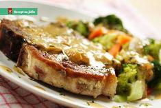 Sauce Recipes, Pork Recipes, Cooking Recipes, Pan Fried Pork Chops, Recipe Patch, Fish And Chicken, Pork Ham