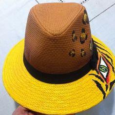 Sombrero decorados