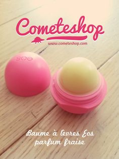 Eos strawberry lip balm ♥