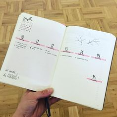 "685 Likes, 10 Comments - @bu.journal.love on Instagram: ""Have a nice sunday! Here's my layout for next week. Still have about 100 pages to go in this…"""