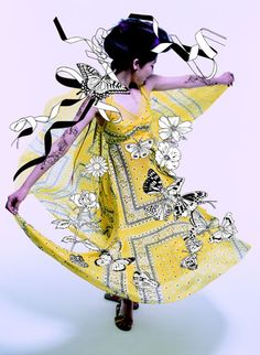 Take Inspiration From The Flowery Designer – Kiyoshi Kuroda