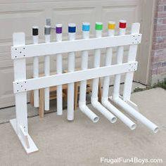 fabriquer un instrument de musique pour enfant : DIY xylophone et tuyaux de PVC