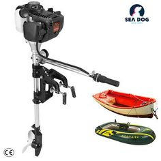 Creative Outboard Motor For Kayak Jet Turbo Pantaneiro 3.0 Hp 2 Stroke Water Sports Air Cooled