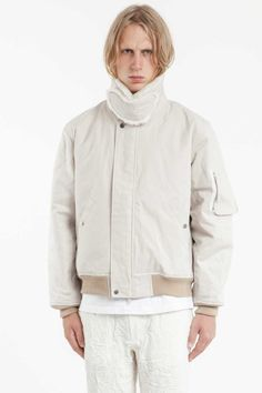 4d6615cf5d33 ol flight jacket white outerwear hype train etc damn jusss hopin it aint  too cropped
