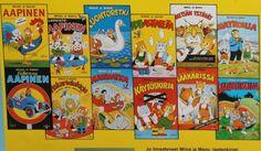 Muistikuvia lapsuudesta - Vuodatus.net My Childhood Memories, Childhood Toys, Beloved Book, Teenage Years, Old Books, 90s Kids, My Children, 1980s, Nostalgia