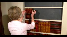 Learn how to make your very own Faux Book Secret Door by using our range of faux book panels - perfect for libraries, offices, and studies.   The most striking quality of our faux panels is that they look so convincing. Each faux book spine is carefully handcrafted in the UK, and designed to blend with any style home -- both modern and traditional, to create unique antique libraries or hide unsightly cupboard and cabinet doors.  Visit www.originalbooks.net for the full range.