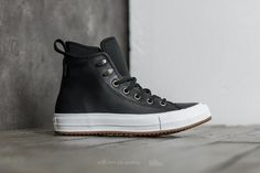 6f5a0d1d350db Converse Chuck Taylor All Star Waterproof Boot Hi Black  Black  White at a  great