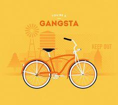Gangsta Bicycle