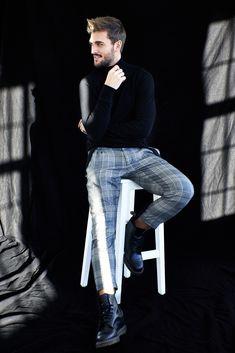 Patrik Ehlert, KULT Model Agency, Patrick Ehlert