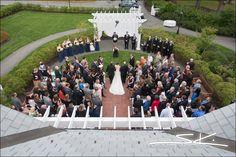 Lord Jeffery Inn, outdoor ceremony, wedding photography