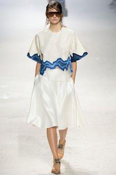 Philip Lim Spring/Summer 2014 - Shows - Fashion - GLAMOUR Nederland