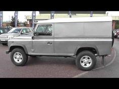 Land Rover Defender 110 Hard Top Td U9887 - YouTube
