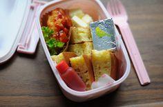Hotcake Bento and Sukiyaki Bento