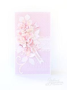 Свадебная открытка.