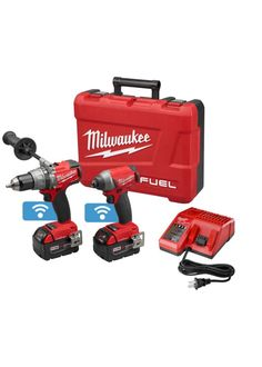 #HomeDepotCanada: Milwaukee M18 FUEL 2-Tool Combo Kit with bonus Sawzall or Grinder or Circular Saw http://www.lavahotdeals.com/ca/cheap/milwaukee-m18-fuel-2-tool-combo-kit-bonus/106224