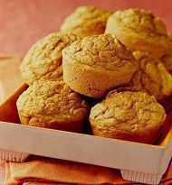 Free WW Recipes - WW Pumpkin-Apple Muffins