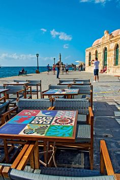 Chania, Crete island, Greece. - Selected by www.oiamansion.com in Santorini.