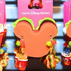 Earring-Tokyo Disney Resort