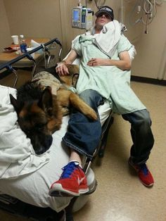 These highly trained psychiatric service dogs bring results that medication alone cannot. Trained to mitigate their handler's disability, a Battle Buddy is a lifeline. They wake their handler from nightmares, redirect flashbacks, remind them of medications, guide them from stressful situations and perform other vital tasks.  www.TBBF.org