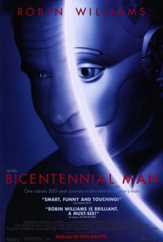 Bicentennial Man Premiered starring Robin Williams, Embeth Davidtz & Sam Neill