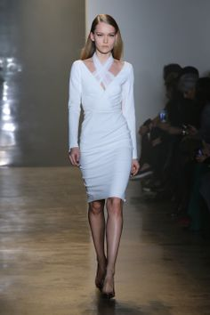 Love this Cushnie Et Ochs dress? REPIN it to help us decide what to buy for next season on RTR!
