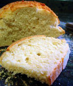 Receta de Pan fácil rebanadas