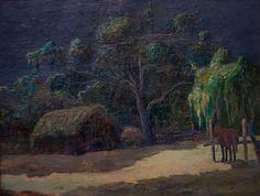 "Martín Malharro ""Nocturno"" 1909"