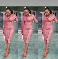 There are quite a few ways to get ourselves beautified subsequent to an aso ebi styleNigerian Yoruba dress styles , Even if you are thinking of what to create and execute with an Nigerian Yoruba dress styles. African Dresses For Women, African Print Dresses, African Attire, African Wear, African Fashion Dresses, African Women, African Prints, African Kids, Ankara Fashion