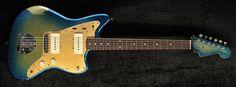 Fender Custom Shop Masterbuilt 59 Jazzmaster Relic Surfburst