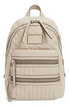a0370383064c MARC BY MARC JACOBS  Domo Biker  Leather Backpack available at  Nordstrom  Chic Backpack
