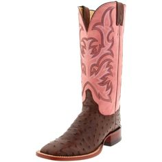 56a118c3f0 Justin Boots Women s Aqha Lifestyle Collection Remuda Series Boot Wide  Square Double Stitch Toe Leather Outsole