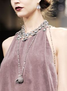 This Bottega Veneta chain link charm piece is my go-to necklace. It goes with everything and everything goes with it.