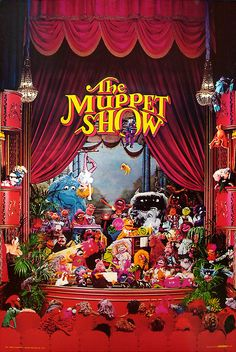 Jim Henson, Les Muppets, Fraggle Rock, The Muppet Show, Rainbow Connection, Miss Piggy, Putting On Makeup, Trunk Or Treat, Kermit The Frog