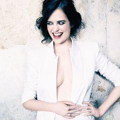 — Eva photographed for Paris Match {#evagreen}