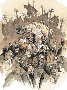 gris grimly | Gris Grimly » Lost At E Minor: For creative people