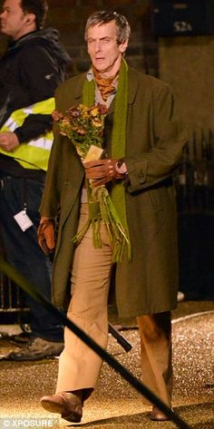 Peter Capaldi in Paddington