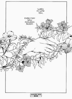 Maybe we'll meet again, when we are slightly older and our minds less hectic, and I'll be right for you and you'll be right for me. But right now, I am a chaos to your thoughts and you are poison to my heart.  - Unknown  Illustration by hana no mizo shiru