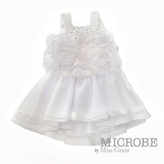 MICROBE by #missgrant TULLE AND GEORGETTE DRESS . Sale 50% off Spring&Summer Collection! #discount